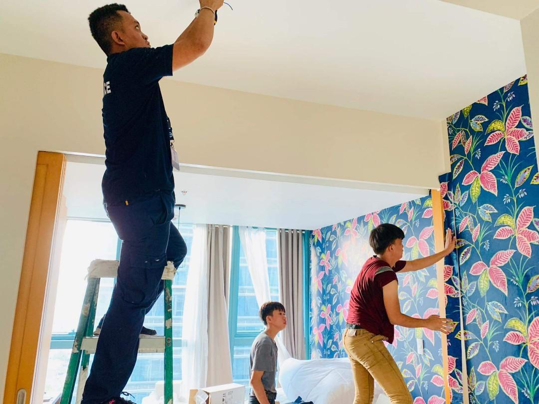 Wallpaper Installation in Adelaide