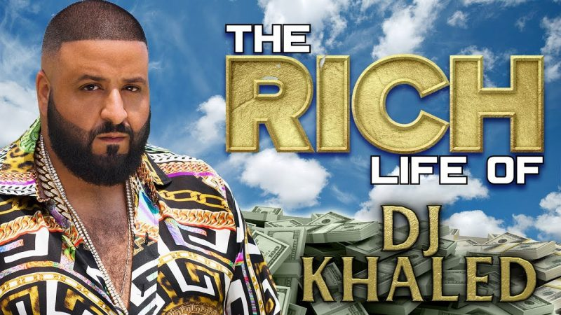 DJ Khaled Net Worth 2020