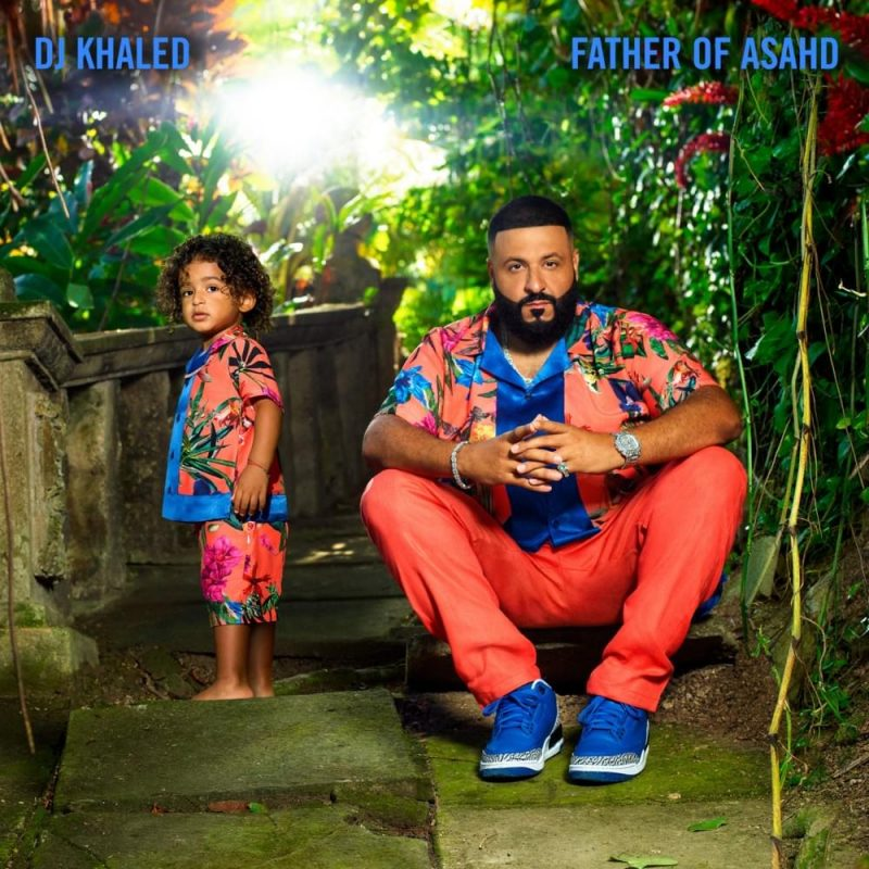 DJ Khaled Son Asahd