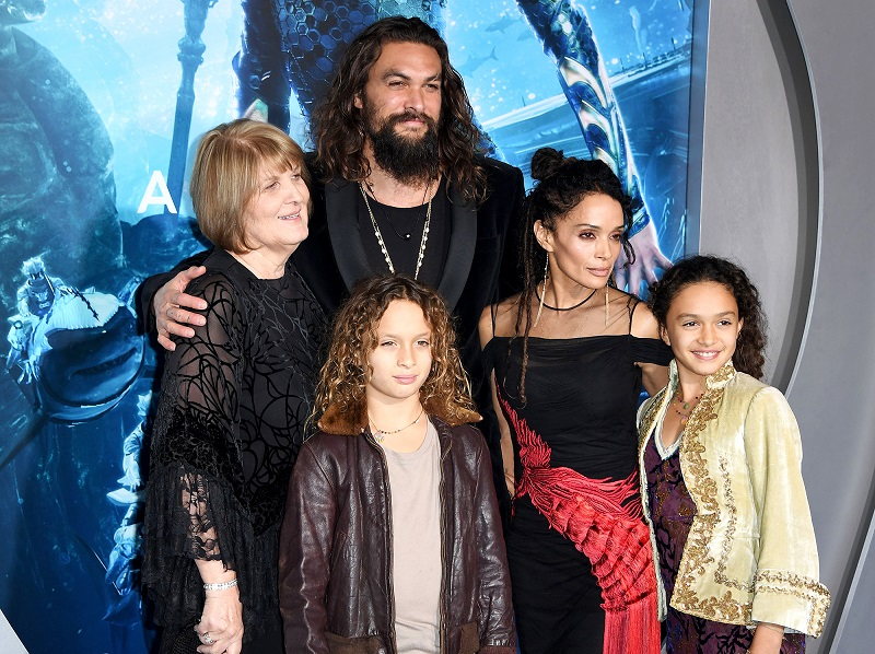 Personal life and family of Lola Momoa