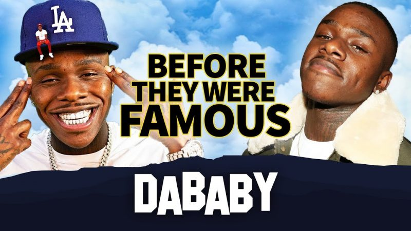 Personal life of the rapper Dababy