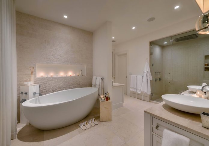 Create Beautiful Bathroom in Your Home