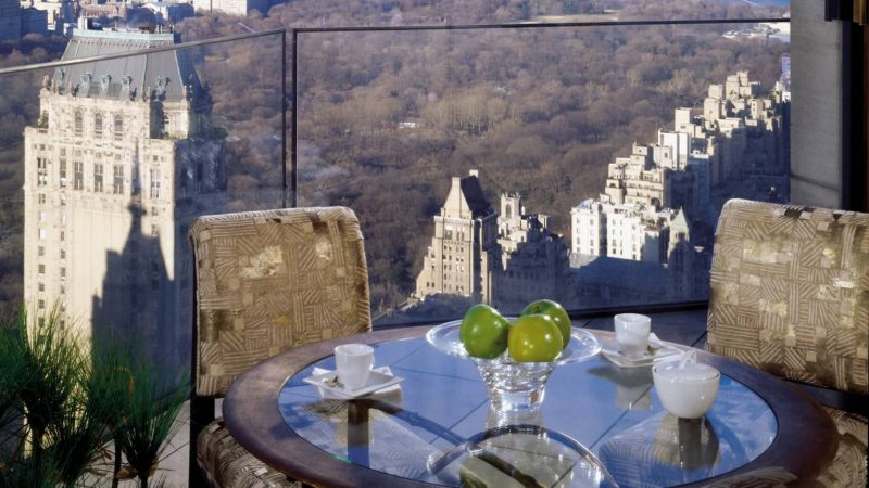 Ty Warner Penthouse, Four Seasons Hotel, NYC