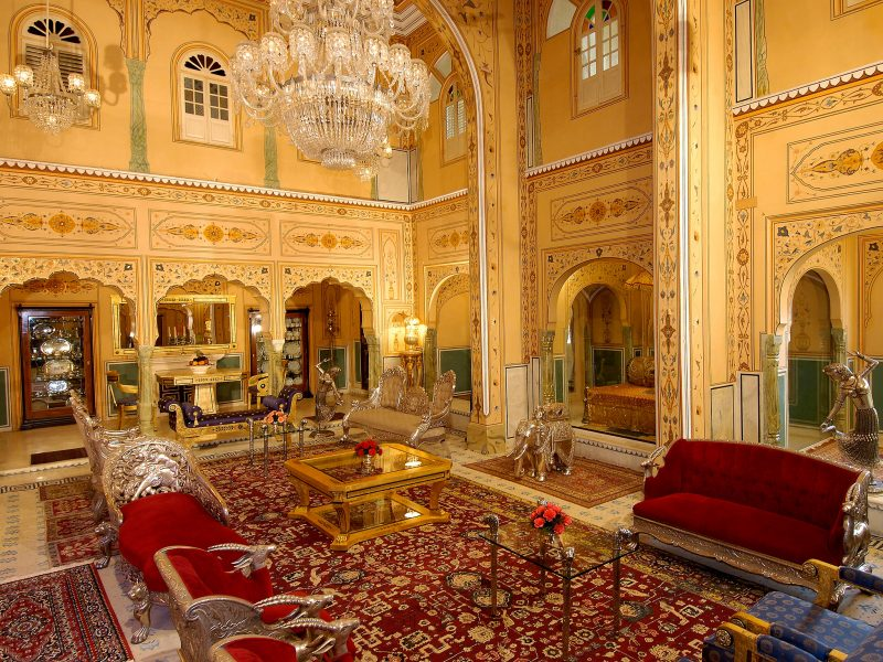 Shahi Mahal Suite At Raj Palace, Jaipur