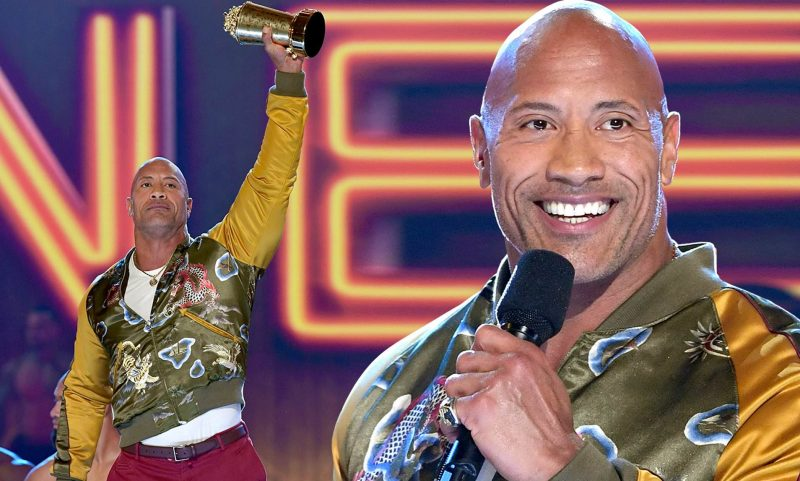 Dwayne Johnson Awards & Achievements
