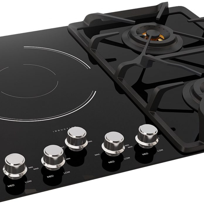 Gas Stoves and Induction Cooktops