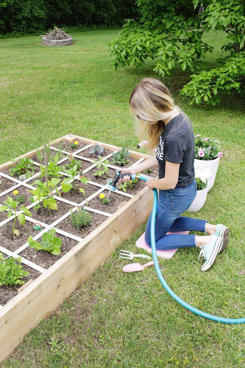 Make a garden