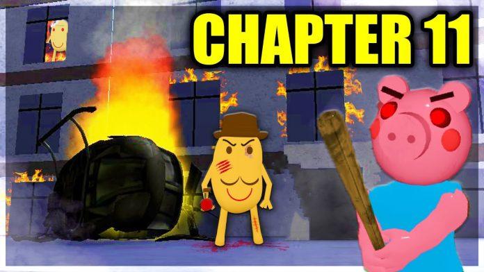 Piggy Chapter 11