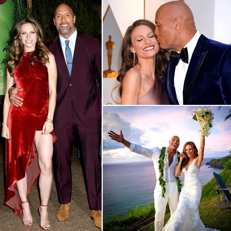 Dwayne Johnson – Relationship: