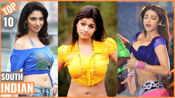 Top 10 Most Beautiful South Indian Actress in the World