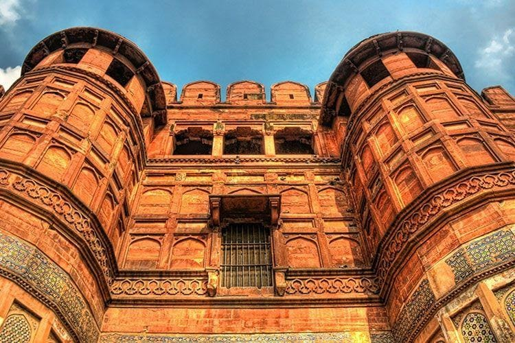Things to See in Agra Fort