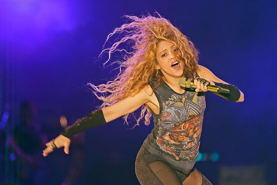 Personal life of Shakira