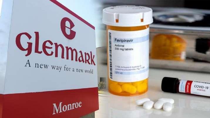 Glenmark favipiravir