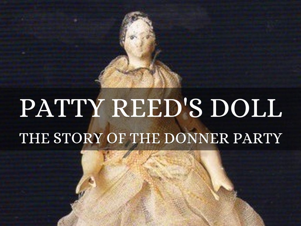Patty Reed's Doll