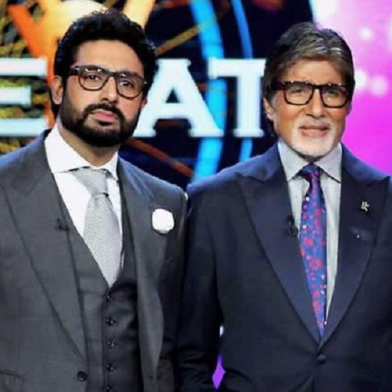 Abhishek Bachchan- Amitabh Bachchan