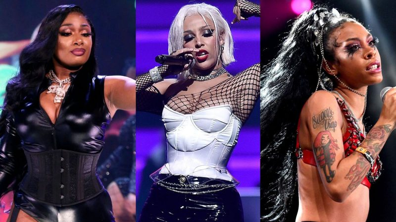 Famous Female Rappers