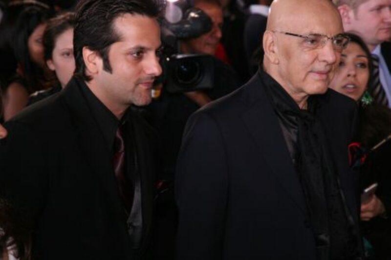 Fardeen Khan-Feroz Khan