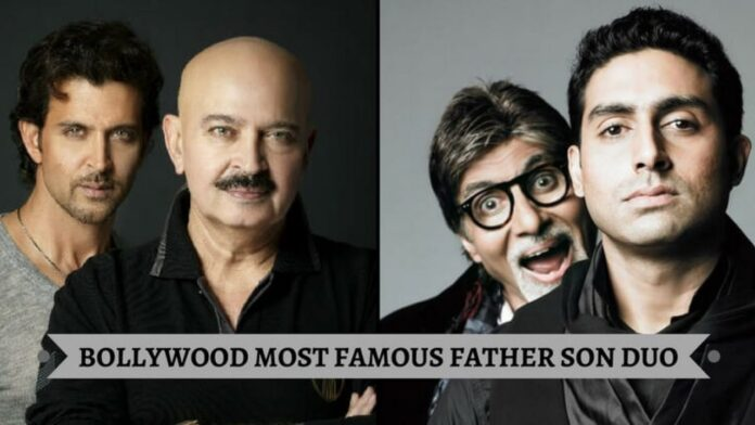 Some Bollywood Stars Whose Industry Godfather is their Father
