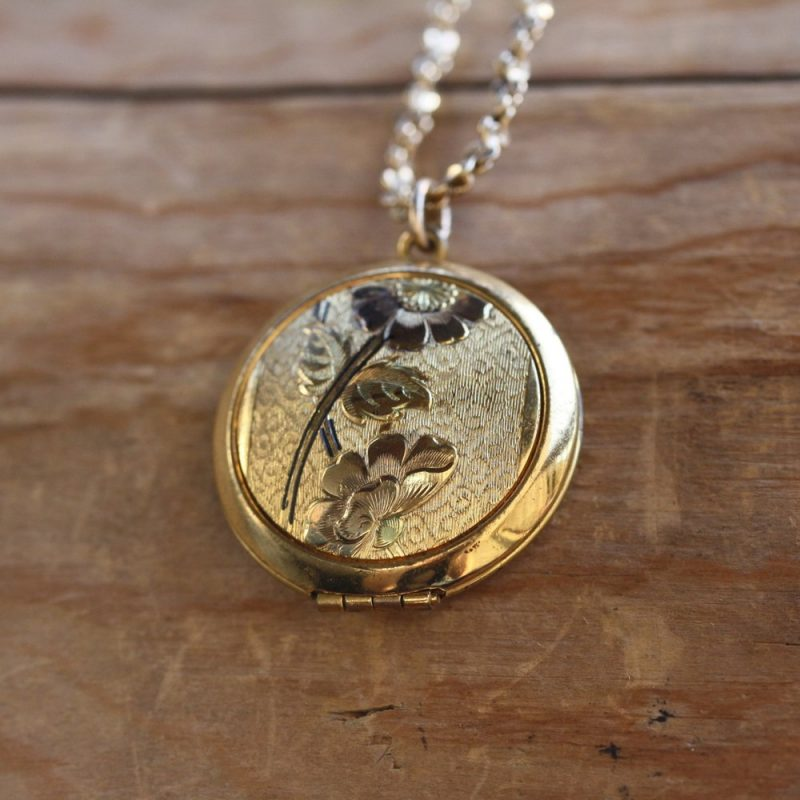 Vintage Picture Locket