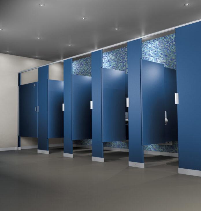Subtle Art Of Toilet Privacy - Toilet Partitions