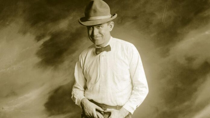 Will Rogers Biography