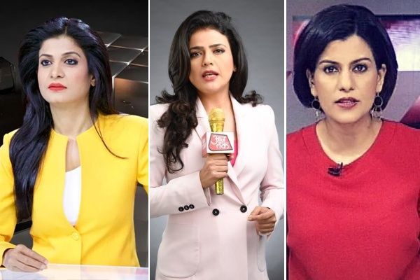 Female News Anchors