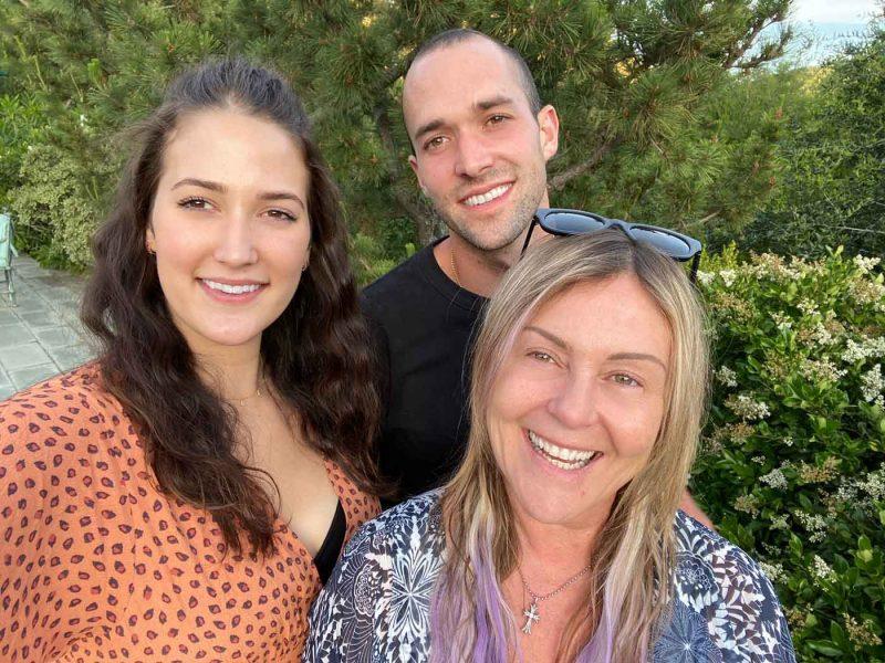 Emily Trebek Family