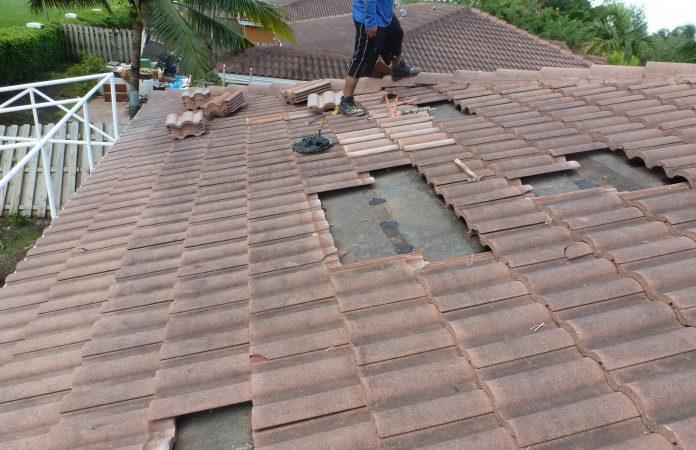 Major Roof Damage