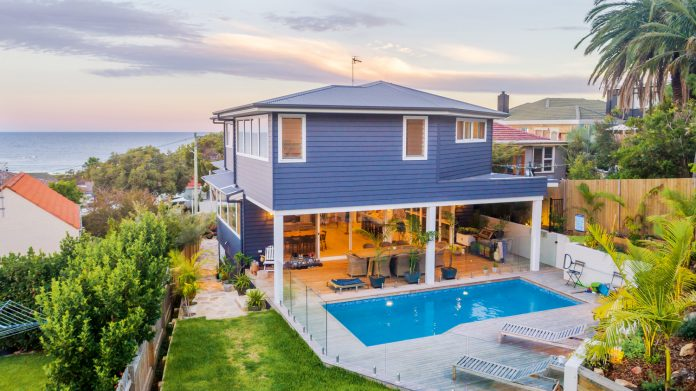 Northern Beaches Home