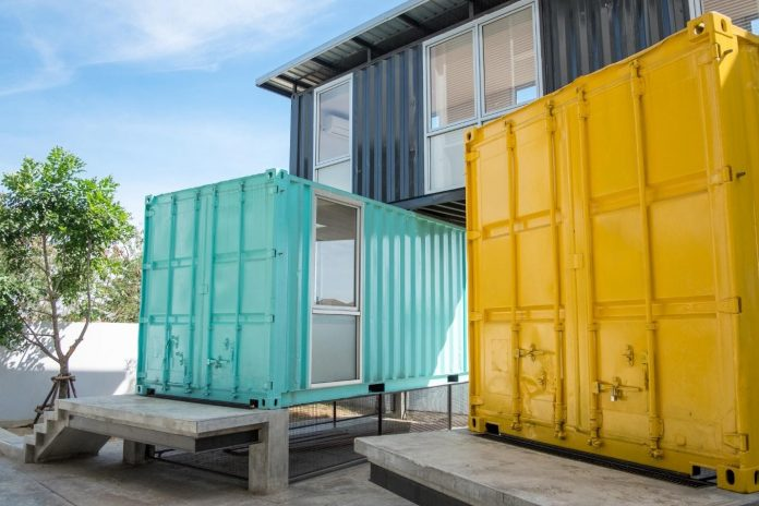 8 Myths About Building a Shipping Container Home