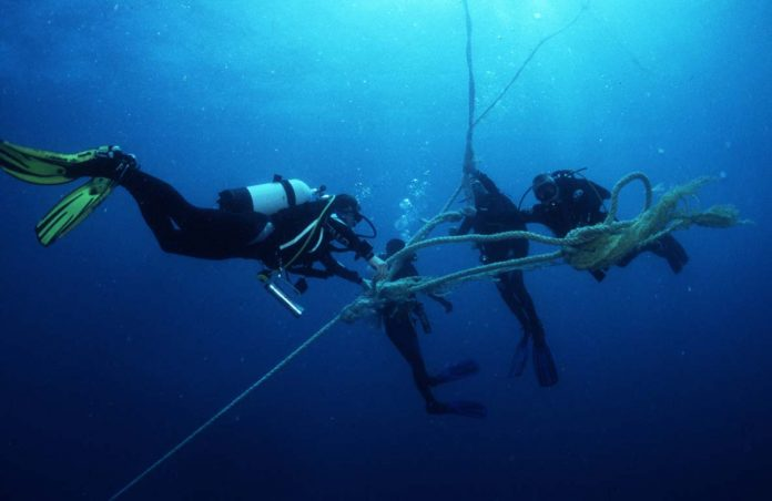 Commercial Diving Services in Australia