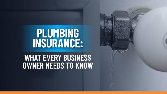 Plumber Insurance