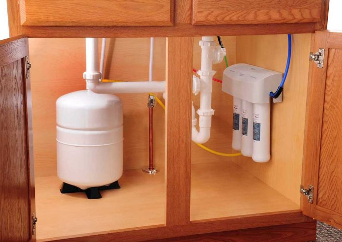 osmosis water filter