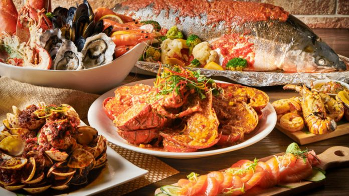 Seafood Buffet