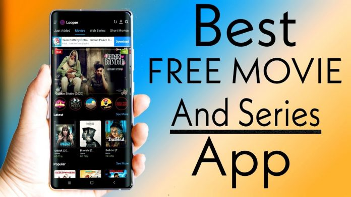 Top Free Movie Apps to Watch Movies Online