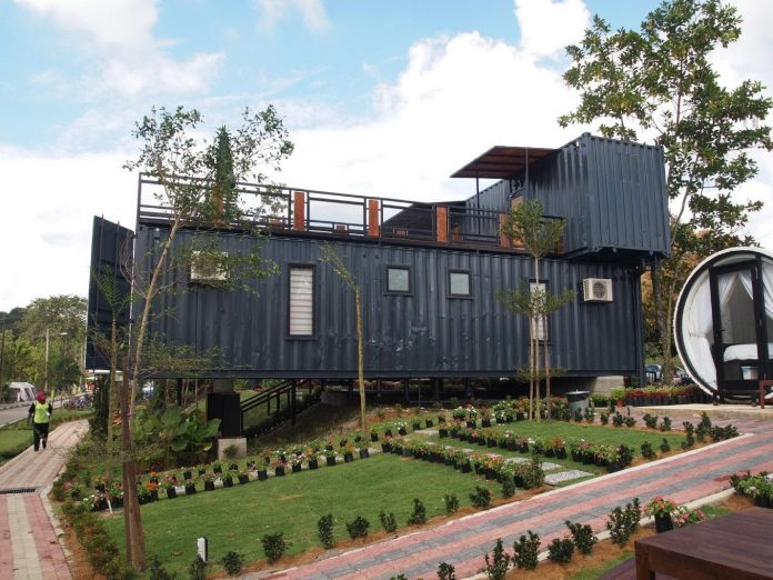 Building a DIY Container Home