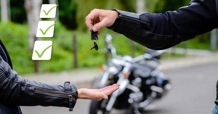 Buying Used Bike Online