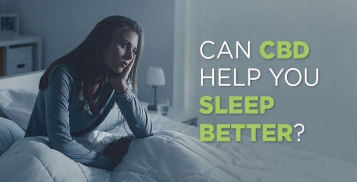 Can CBD Help You Sleep
