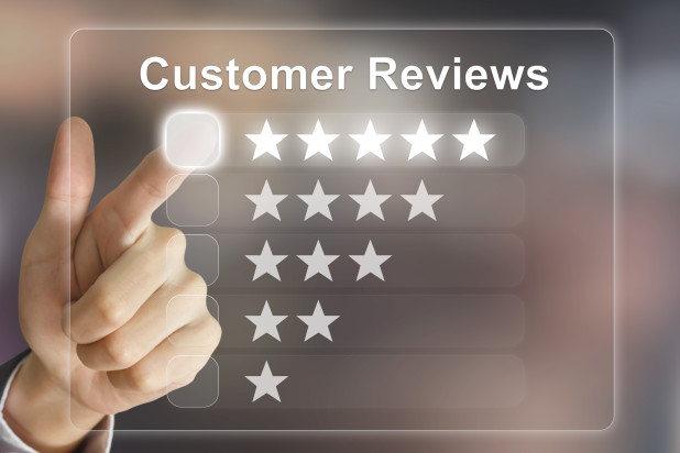Customer Reviews for Retail
