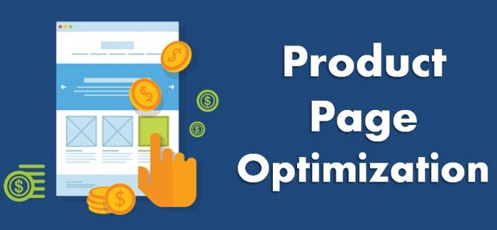 Optimize Product Pages