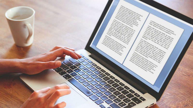 Online thesis binding london