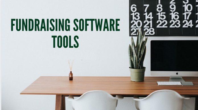 Fundraiser integration software