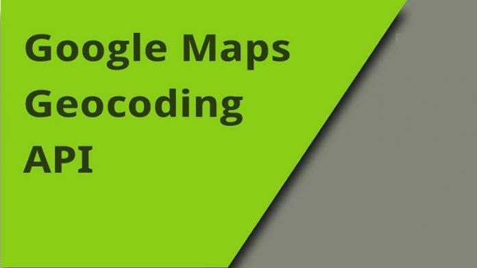 Geocode API