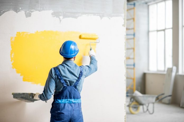 Hire a Commercial Painter