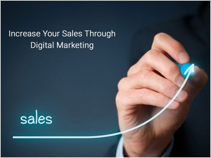 How to Increase Sales with Digital Marketing