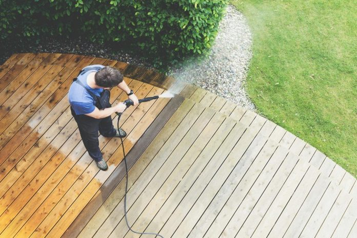 Power Washing Service