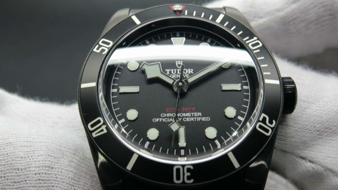 Tudor Heritage Black Bay: A Collection Of Watches For Professional Divers
