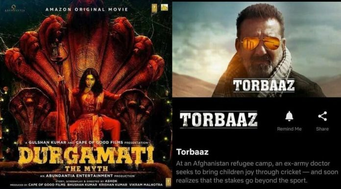 Upcoming Movies & Web Series to Be Released on OTT Platforms