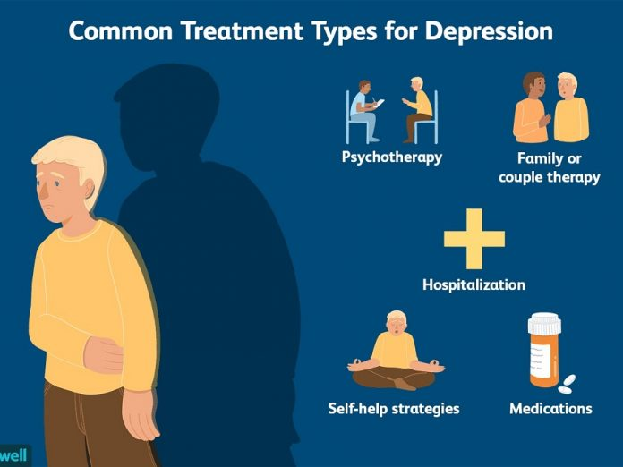 depression treatment in Forney