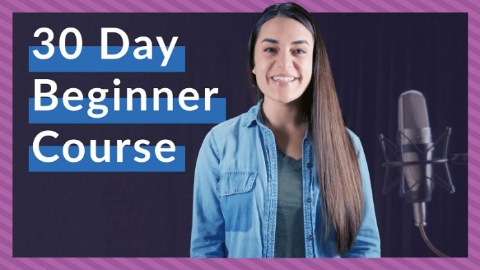 5 Advantages of 30 Day Singer Course for Beginners